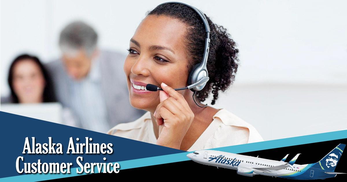 Servicio al cliente de Alaska Airlines