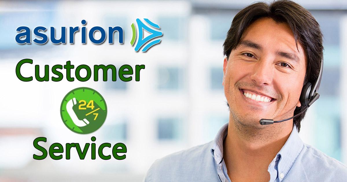 Servicio al cliente de Asurion