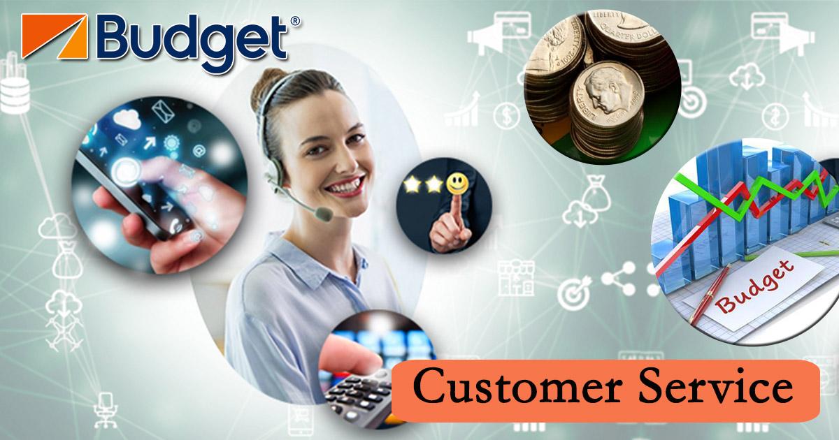 Servicio de atención al cliente de Budget