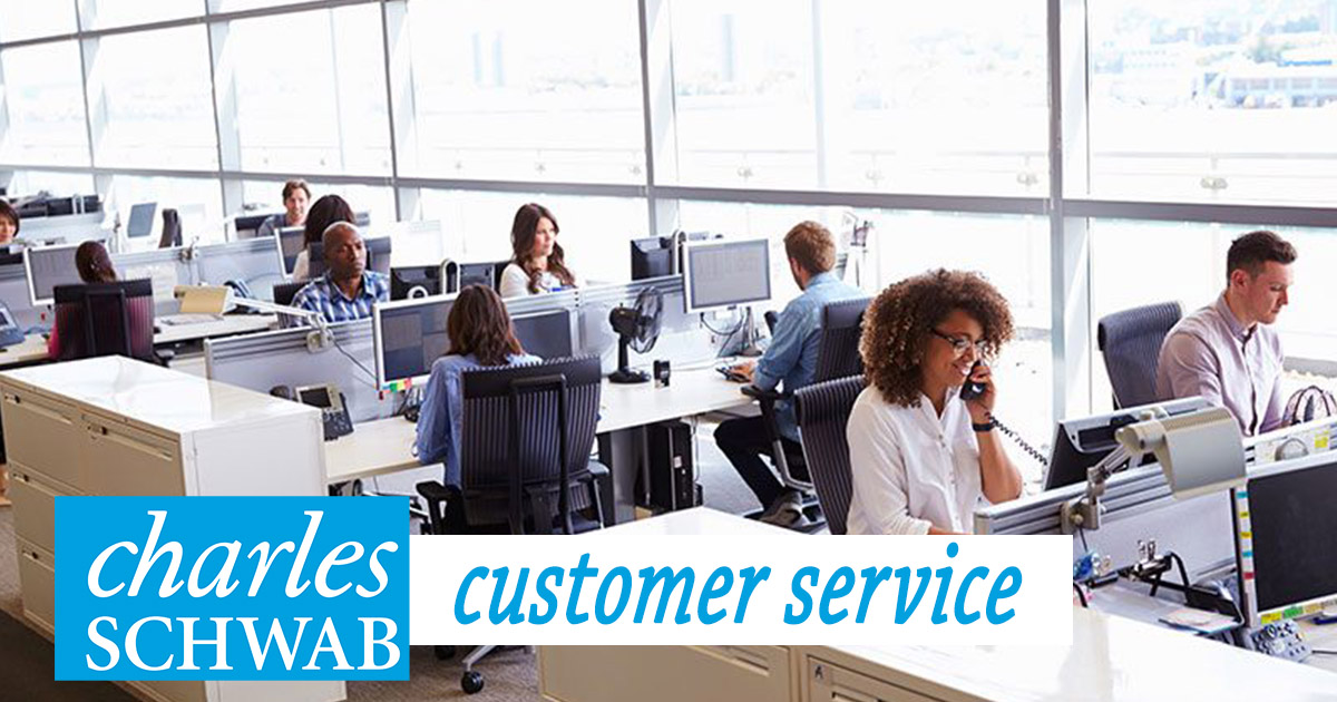 Servicio al cliente de Charles Schwab