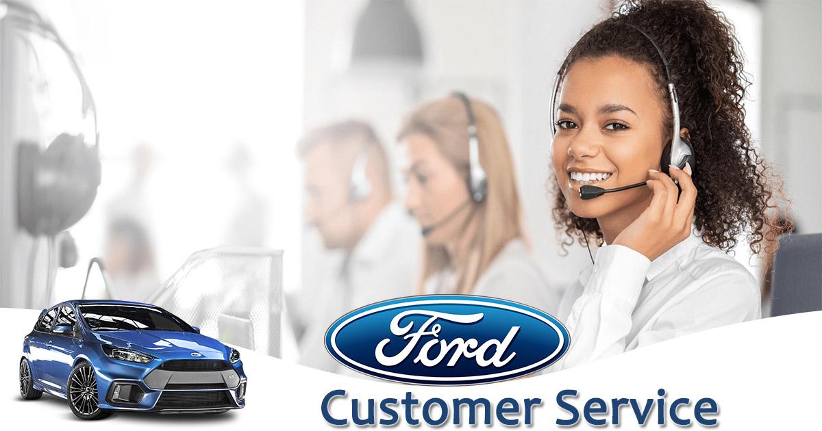 Servicio al cliente de Ford