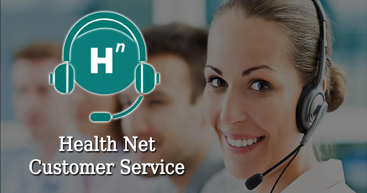 Servicio al cliente de Health Net