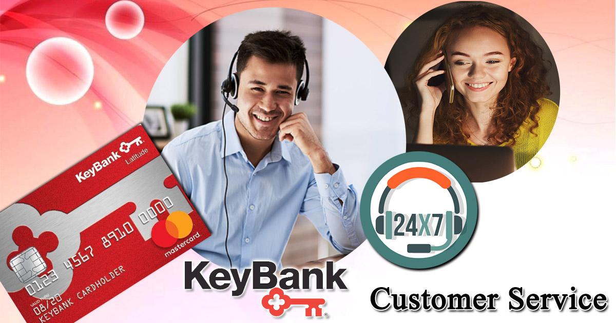 Servicio al cliente de Key Bank