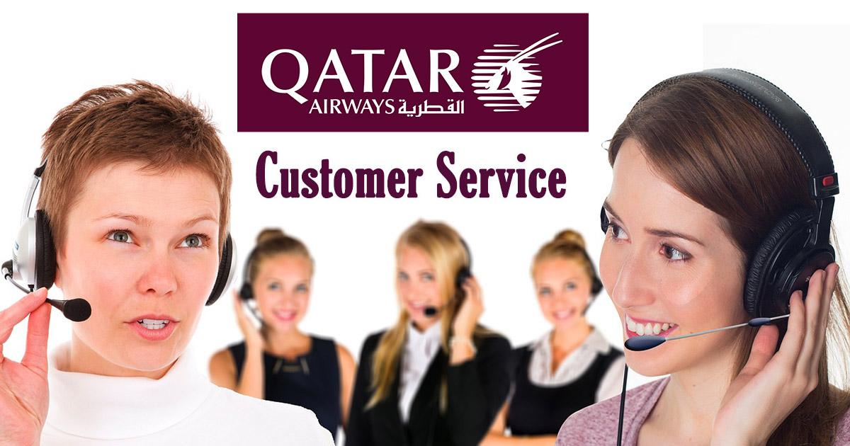 Servicio al cliente de Qatar Airways