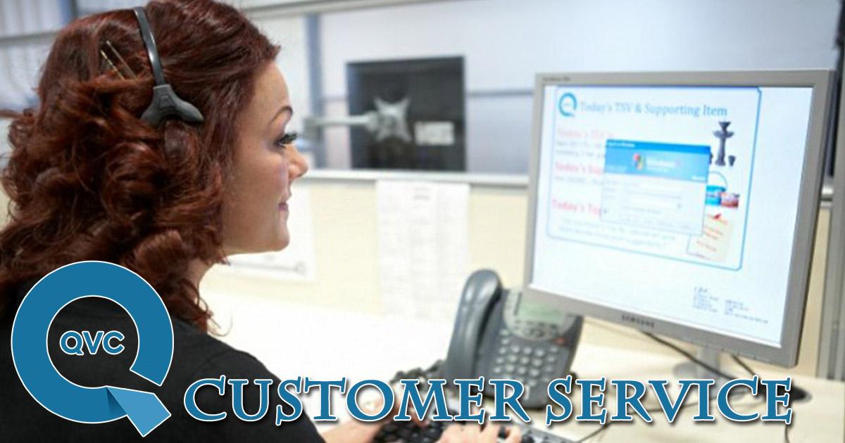 Servicio al cliente de QVC