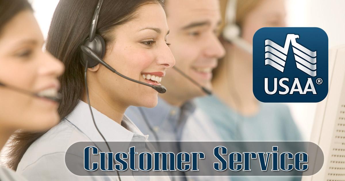 Servicio al cliente de USAA