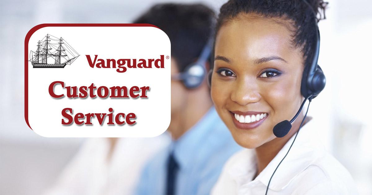 Servicio al cliente de Vanguard