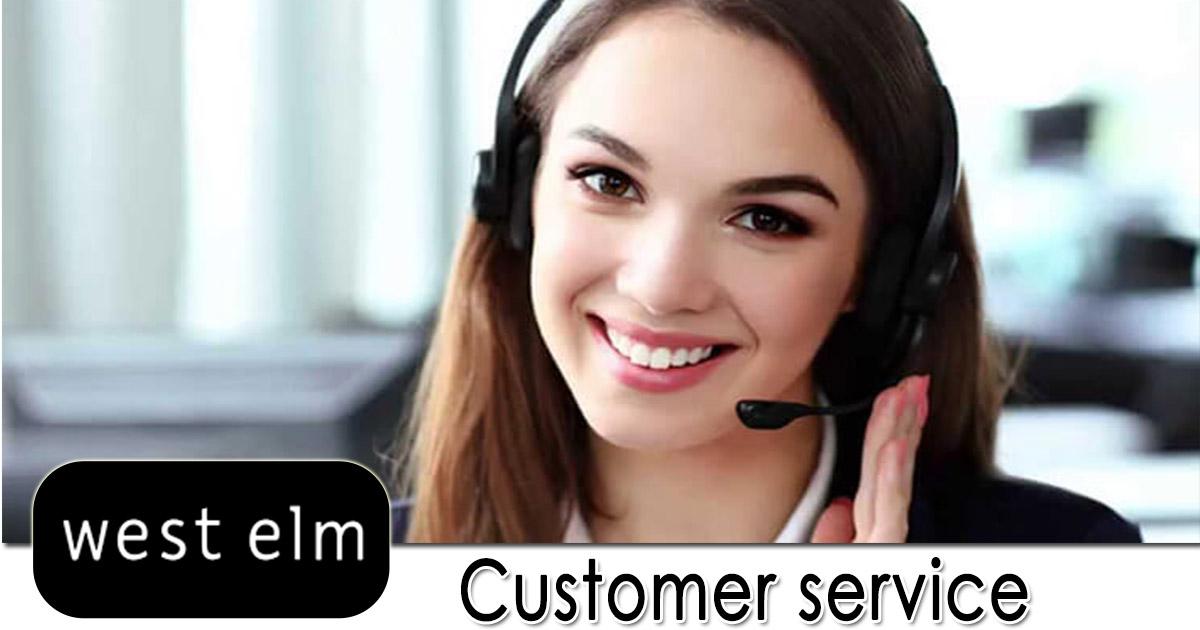 Servicio al cliente de West Elm