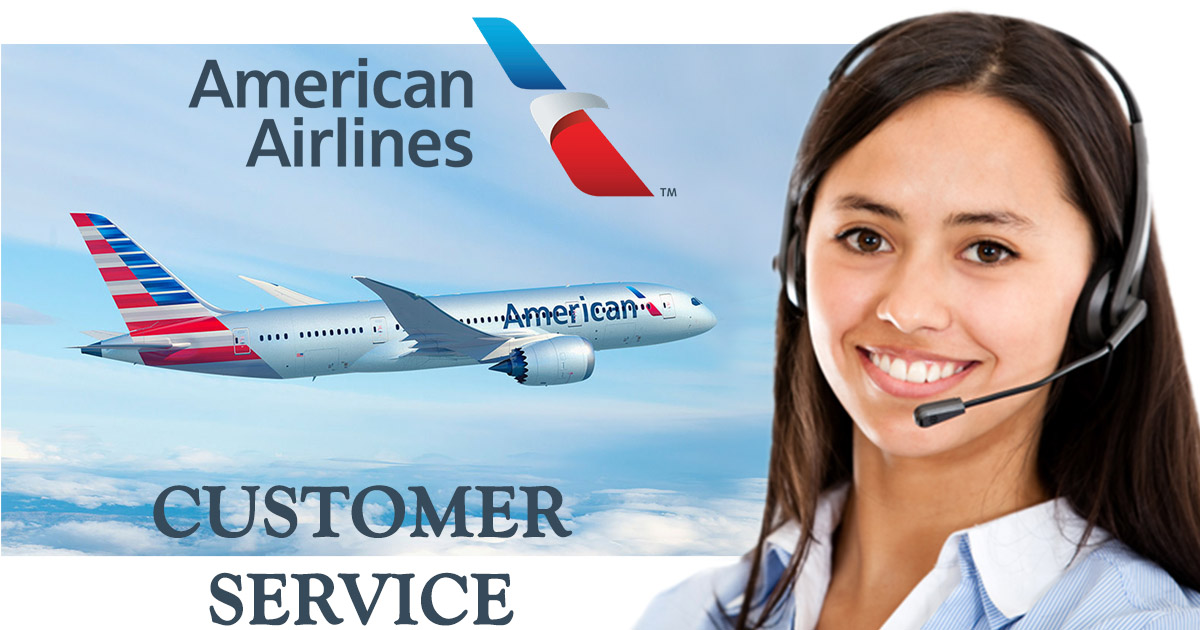 imagen de servicio al cliente de american airlines