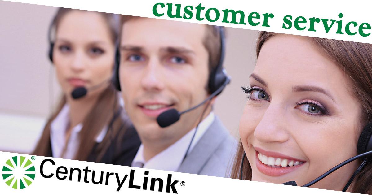 imagen de servicio al cliente de centurylink