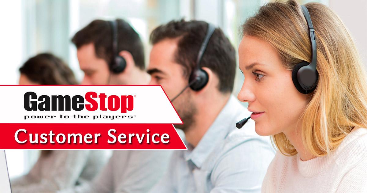Servicio al cliente de GameStop
