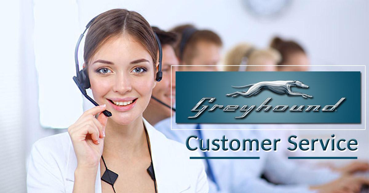 Servicio al cliente de Greyhound