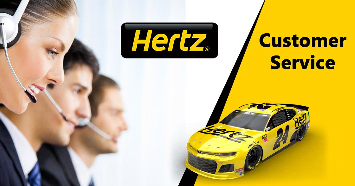 imagen de servicio al cliente de hertz