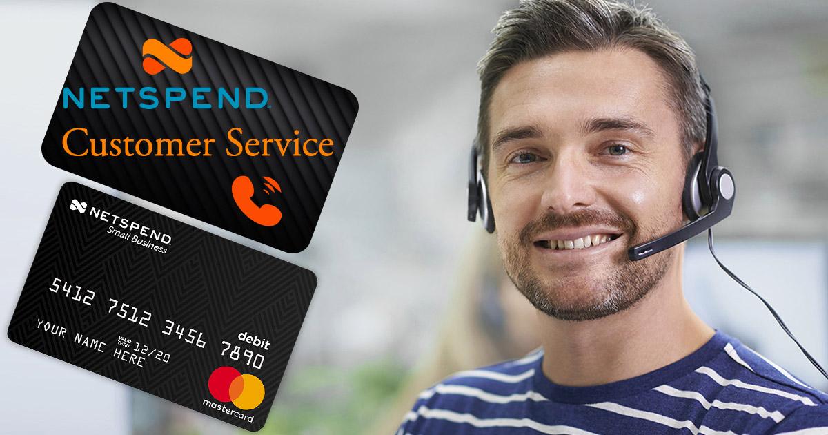 Servicio de atención al cliente de NetSpend