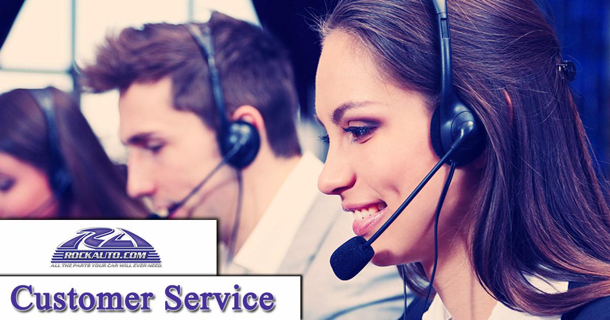 Servicio al cliente de RockAuto